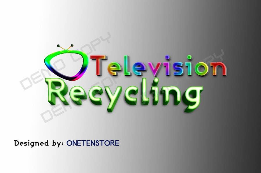Penyertaan Peraduan #12 untuk Design a Logo for tv doctor recycling