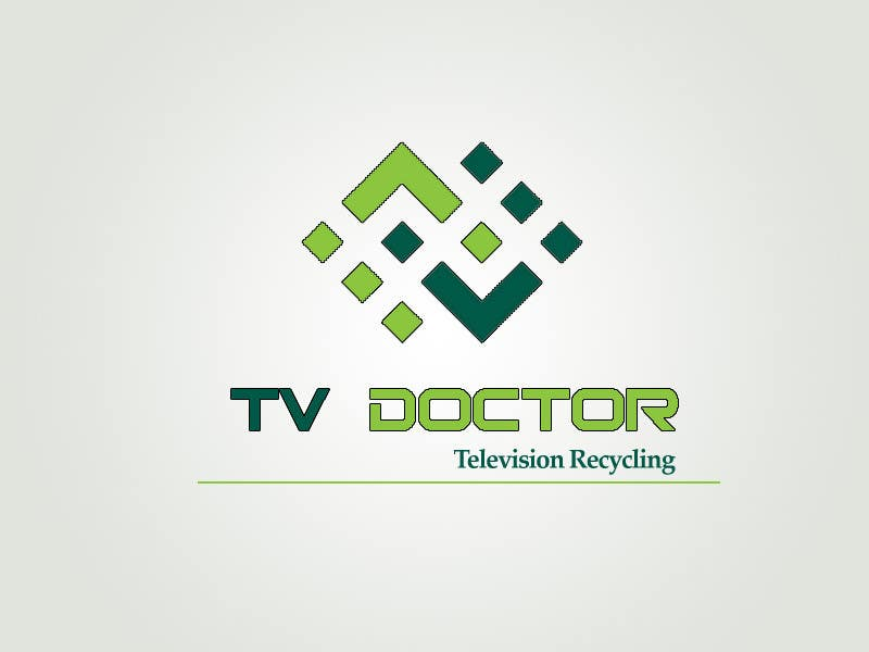 Penyertaan Peraduan #73 untuk Design a Logo for tv doctor recycling