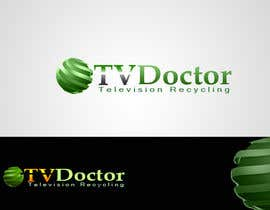 #90 untuk Design a Logo for tv doctor recycling oleh Masterasians