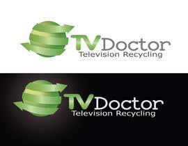 #144 para Design a Logo for tv doctor recycling por khaqanaizad