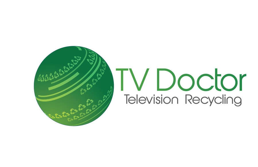 #96 for Design a Logo for tv doctor recycling by manuel0827