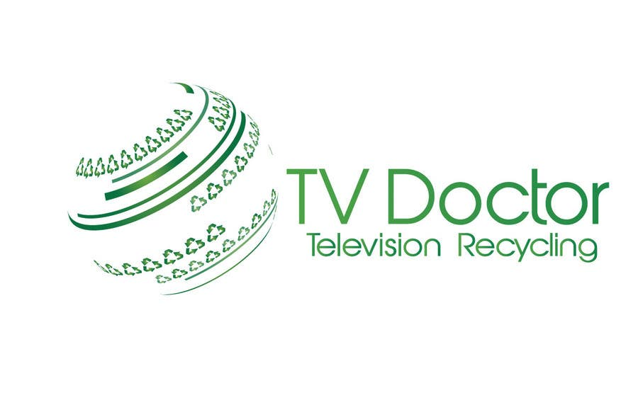 Proposition n°107 du concours Design a Logo for tv doctor recycling