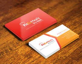 #85 for Design a Business Card for FitEx Meals by mamun1236943