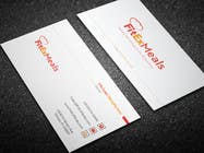 Graphic Design Contest Entry #102 for Design a Business Card for FitEx Meals
