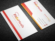 Graphic Design Contest Entry #104 for Design a Business Card for FitEx Meals