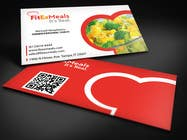 Graphic Design Contest Entry #26 for Design a Business Card for FitEx Meals