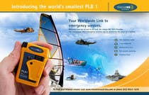 Contest Entry #4 for Design an Advertisement for Print - rescueME Personal Locator Beacon