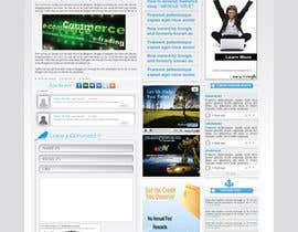 logitac tarafından Website Design for freelance shop için no 123