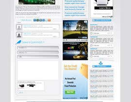 logitac tarafından Website Design for freelance shop için no 125