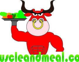 nº 6 pour Design a Logo for www.muscleandmeal.com par jaclado