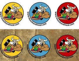#31 para Design a Logo for www.muscleandmeal.com por logics123