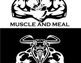 #35 para Design a Logo for www.muscleandmeal.com por Drhen