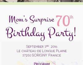 #20 for 70th Birthday invite by danielapirri