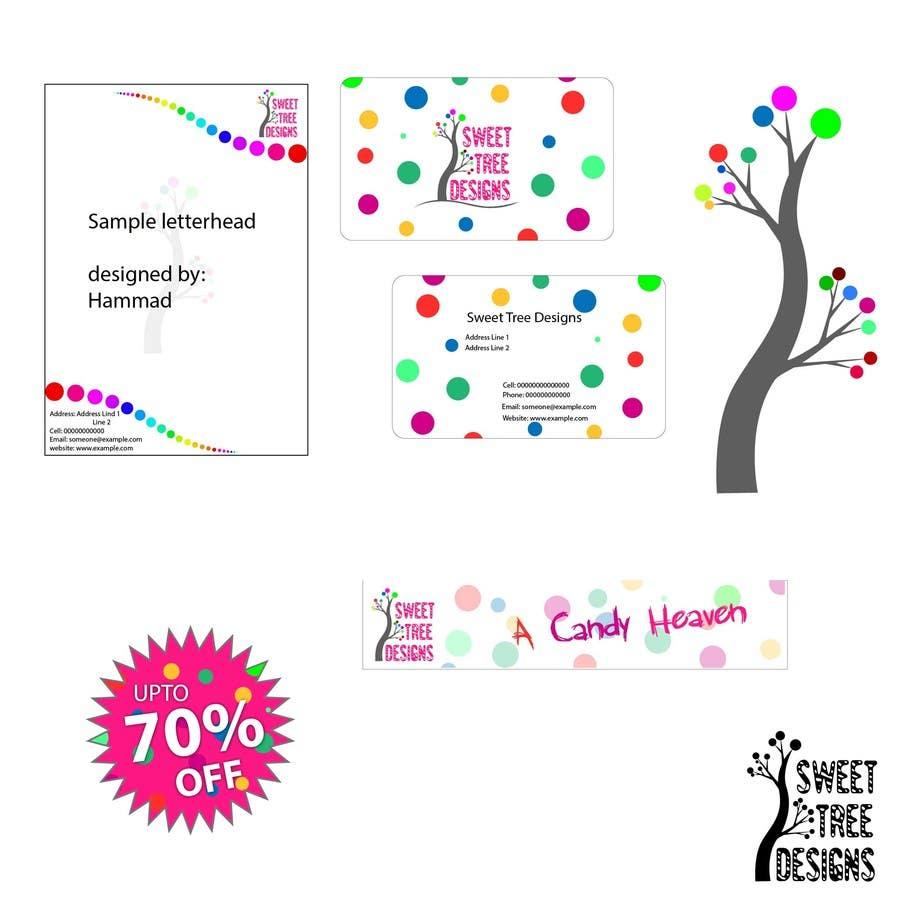 Kilpailutyö #150 kilpailussa Design a Logo for a Boutique Candy Company