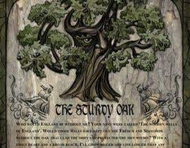 #14 for Adding colour to The Steadfast Oak by lausta