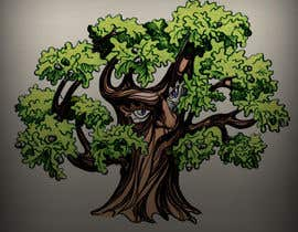 nº 12 pour Adding colour to The Steadfast Oak par naimishmakawana
