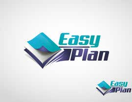 #243 para Design a Logo for EasyPlan - a digital workbook on the go por mdimitris