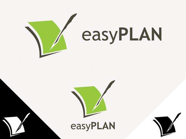 Design a Logo for EasyPlan - a digital workbook on the go için 310 numaralı Yarışma Girdisi