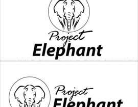 #225 for Design a Logo for Project Elephant by amcgabeykoon