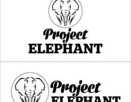 #280 for Design a Logo for Project Elephant af amcgabeykoon