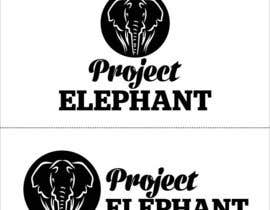 #288 for Design a Logo for Project Elephant by amcgabeykoon