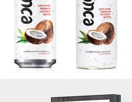 #12 para Develop a Corporate Identity/Logo/Package Design for a 100% Organic Coconut Water Product por skanone
