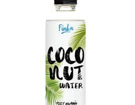 #15 para Develop a Corporate Identity/Logo/Package Design for a 100% Organic Coconut Water Product por juliakushnareva