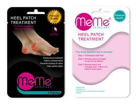 #29 for Create Print and Packaging Designs for heel patch by ArqJM