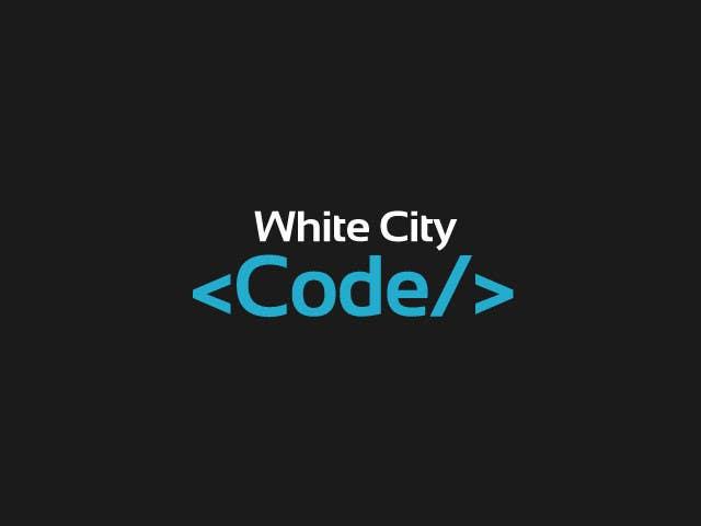 #54 for Design a Logo for WhiteCityCode.com by saimarehan