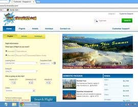 #8 untuk Hotels and flights Metasearch website oleh Epicortech