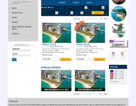 #12 untuk Hotels and flights Metasearch website oleh cosminici27
