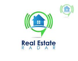 #135 para Design a Logo for Real estate Radar website por subhamajumdar81