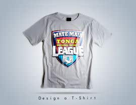 #3 for Design a T-Shirt af ahmedzaghloul89