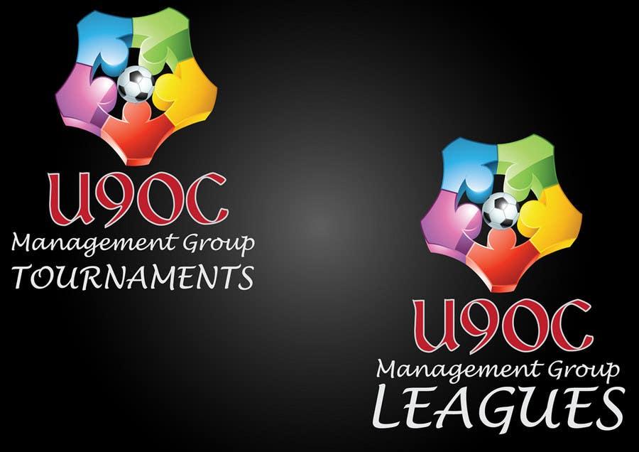 Kilpailutyö #32 kilpailussa Logo Design for U90C Management Group