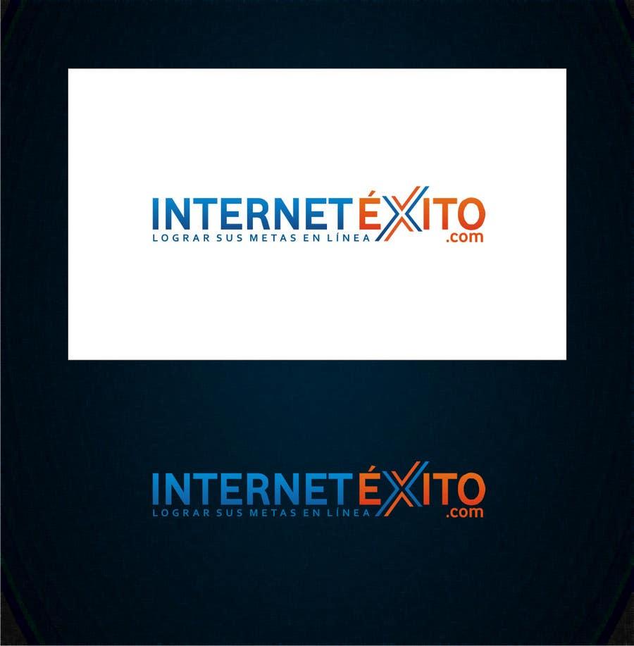 Kilpailutyö #                                        276                                      kilpailussa                                         Logo design for Internet Exito.com