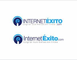 #227 for Logo design for Internet Exito.com af rueldecastro