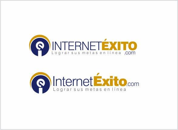 Kilpailutyö #                                        228                                      kilpailussa                                         Logo design for Internet Exito.com