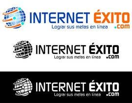 nº 231 pour Logo design for Internet Exito.com par RafKr