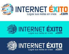 #237 for Logo design for Internet Exito.com af RafKr