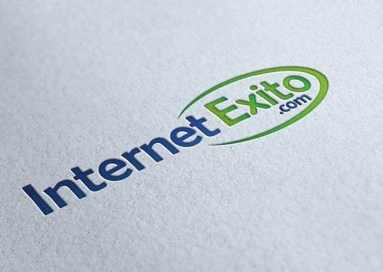 Kilpailutyö #                                        287                                      kilpailussa                                         Logo design for Internet Exito.com