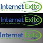 Graphic Design Kilpailutyö #288 kilpailuun Logo design for Internet Exito.com