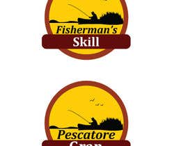 #126 para Logo Design for Fisherman's Skill por Debasish5555
