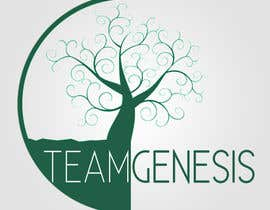 #61 for Design a Logo for Team Genesis af AHTOAH