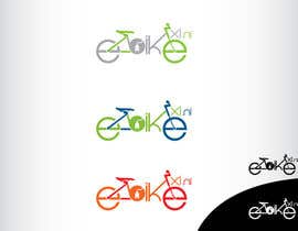 #134 untuk Design a logo for electric bicycle webshop oleh GeorgeOrf