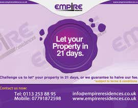 #15 for Design a Flyer for a Letting Agency by oanacrbz