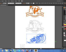 nº 20 pour Design a Logo for my Surf Company par muhammadirman