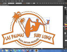 nº 21 pour Design a Logo for my Surf Company par muhammadirman