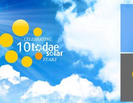 #17 for Develop 10th Birthday Concept for Solar Company af Ashleyperez
