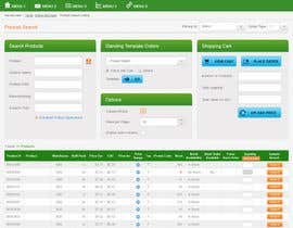 iNoesis tarafından Redesign User Interface for Line of Business Web Application için no 6
