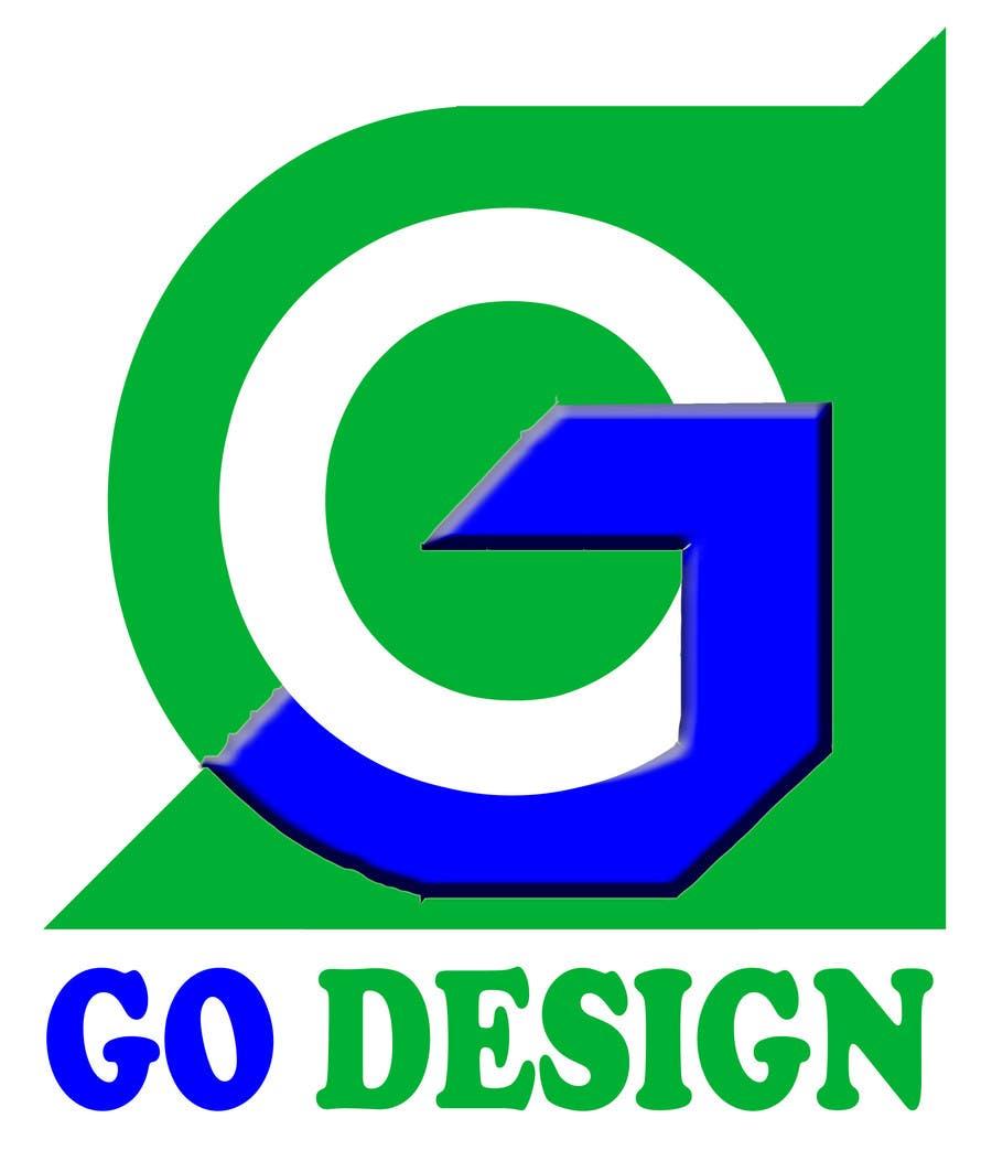 Penyertaan Peraduan #403 untuk Design a Logo for Go Design